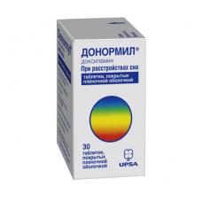 Донормил  таб. п/о 15мг №10