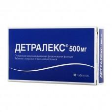 Детралекс таблетки 0.5 г N30