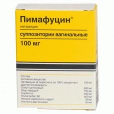 Пимафуцин  супп. ваг. 100мг №3